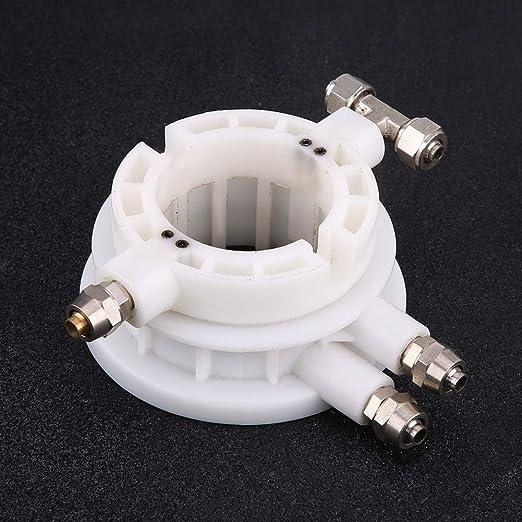Reifenmontierzubehör Reifenmontierersatzteil Drehkupplungskupplung Luftregelventil 49mm Auto