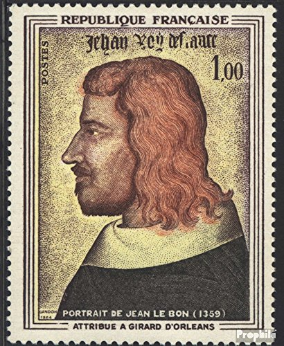 France 1466 (Complete.Issue.) 1964 Johann The Good (Stamps for Collectors) Painting