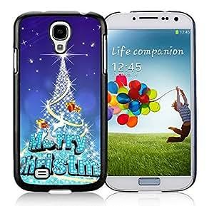 diy phone caseIndividualization Sparkle Samsung S4 TPU Protective Skin Cover Christmas Tree Black Samsung Galaxy S4 i9500 Case diy phone case1