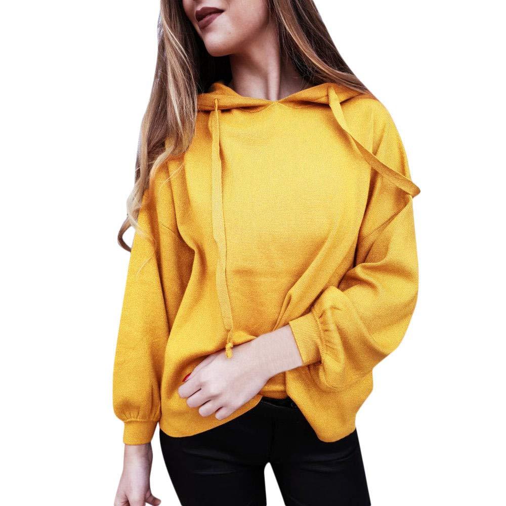 FRAUIT Hoodie Sweatshirt Kapuzenpullover Kapuzenjacke Damen Frauen Mädchen Jacke Mantel Joggen Parka Ubergangsjacke Kleidung Bluse Tops Mode Elegant Wunderschön Streetwear S-XL