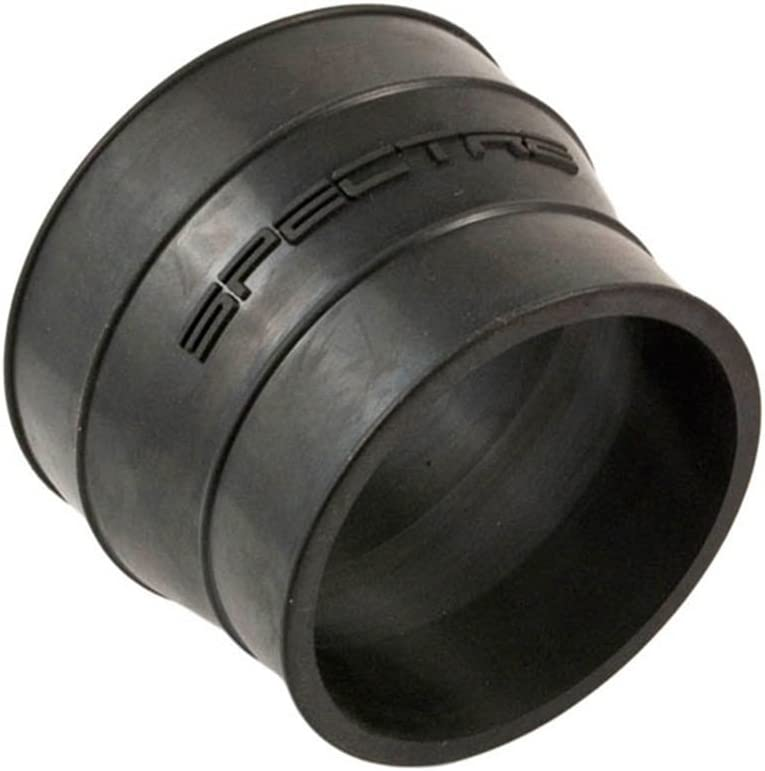 Spectre Performance 95411 Black 3.5 x 3 EPDM Coupler//Reducer