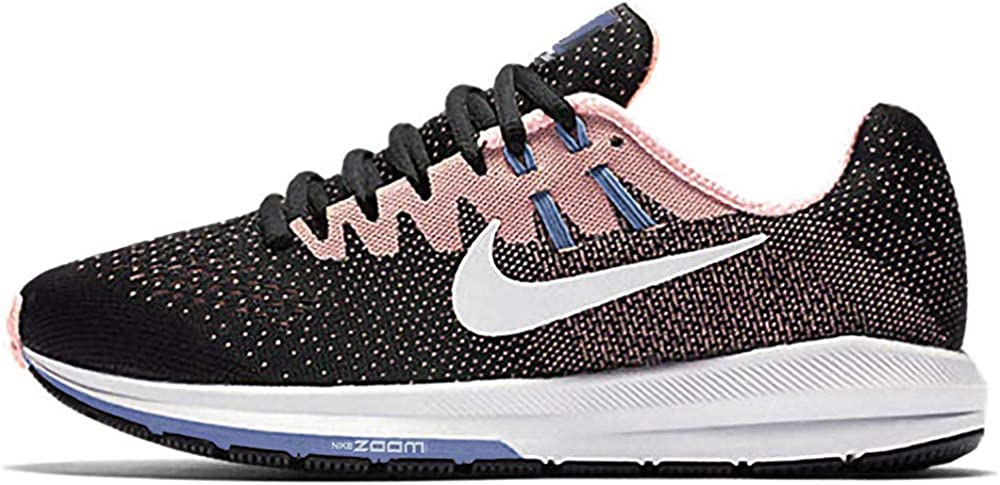 Nike Wmns Air Zoom Structure 20, Sneakers para Mujer: Amazon.es: Zapatos y complementos