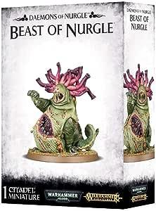 Games Workshop Warhammer Age of Sigmar Beast of Nurgle Miniature
