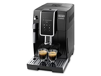 Máquina para café de Longhi ecam-350.15b máquina de café con filtro de color negro: Amazon.es: Hogar