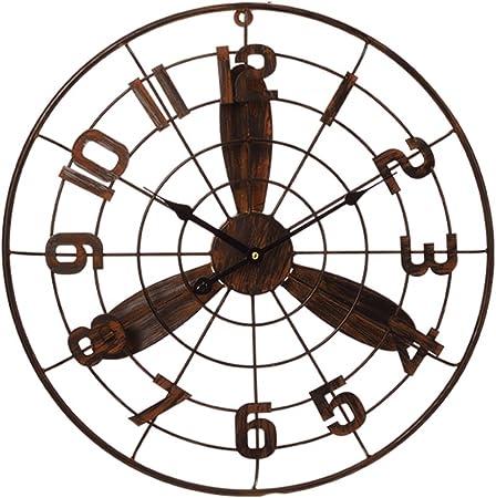 Dayweeky American retro industrial viento creativo ventilador ...