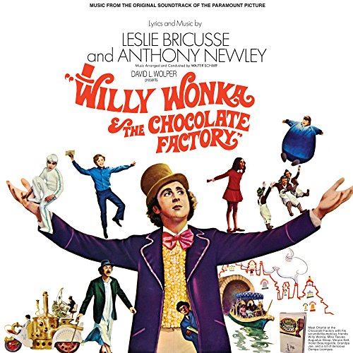(Willy Wonka & The Chocolate Factory [LP])