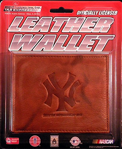 Rico Industries MLB New York Yankees Wallet, One Size, Team Colors ()