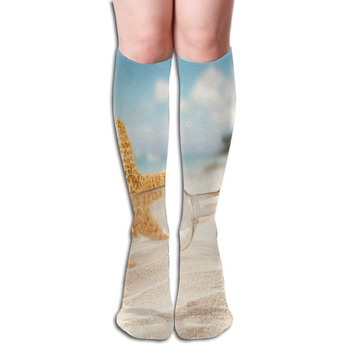 Women Socks Over Knee Tumblr Winter Fantastic For Holiday