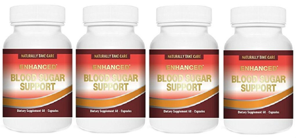 Blood Sugar Support Formula - Promotes Healthy Blood Glucose Levels, Supports Normal Cholesterol & Healthy Weight Loss Naturally.Powerful Herbal Supplements including Gymnema & Bitter Melon