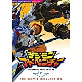 Digimon Adventure The Movie Collection (DVD, Region All) Japanese Anime / English Subtitles
