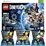 LEGO Dimensions  - Simpson Complete Pack - Xbox 360