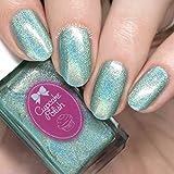 Eucalyptus - holographic nail polish by Cupcake Polish