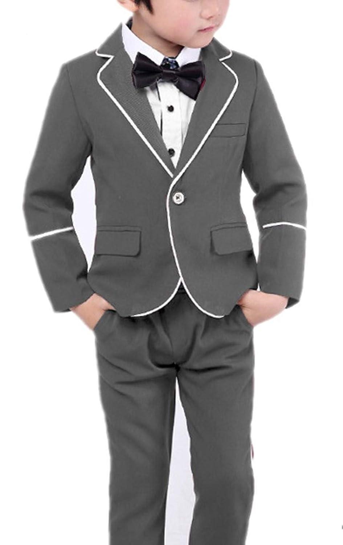Amazon.com: Suxiaoxi - Traje de boda de uniforme escolar ...