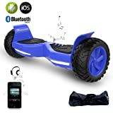 "EVERCROSS Hoverboard Challenger Basic 8,5"" Gyropode Tout-terrain Smart Skateboard Électrique"