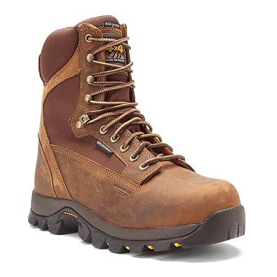 Carolina 8 Inch Waterproof Insulated 4x4 Boot - Copper