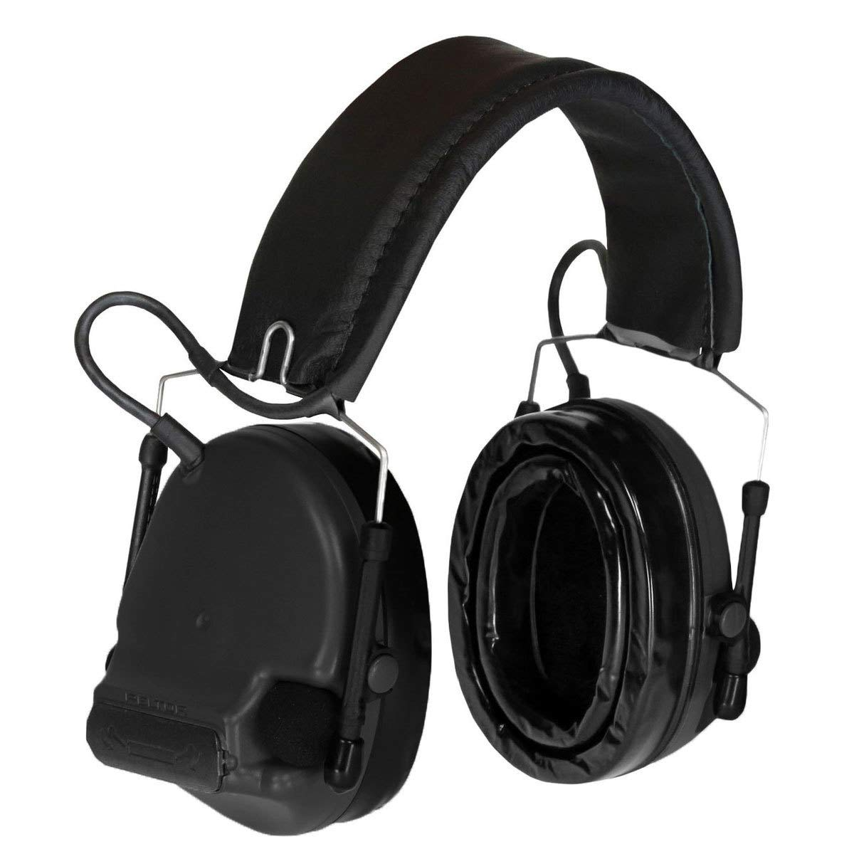 Peltor MT17H682FB-09 SV Swattac Hearing Defender Tactical Back by Peltor