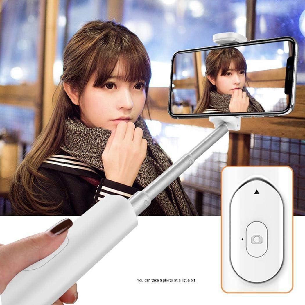 GoodKE Portable Non-Slip 180 Degree Rotation Bluetooth Selfie Stick Tripod Monopods