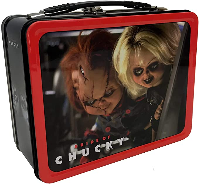 Bride Of Chucky Lunch Tin Tote NEW IN STOCK