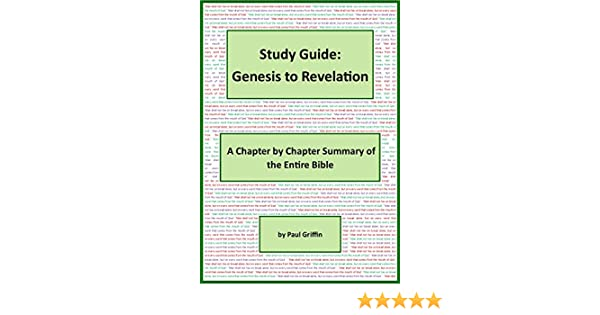 image relating to Printable Bible Study Guide for Genesis identified as Exploration Consultant:Genesis in the direction of Revelation: A Chapter through Chapter Conclusion of the Finish Bible