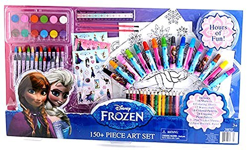 Disney Frozen 150 Piece Art Set