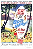 27 x 40 Blue Hawaii Movie Poster