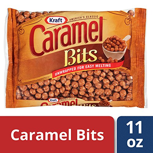 Kraft, Premium Caramel Bits, 11 (Caramel Chips)