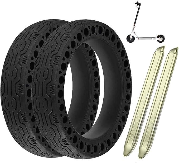 Lymbit X2 8,5 Pollici Anteriore/Posteriore Ruota del motorino del motorino Pneumatico di Ricambio Solido 8 1/2 per Xiaomi Mijia M365/M365 PRO