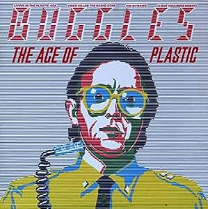 The Buggles The Age Of Plastic Vinyl Amazon Com Music
