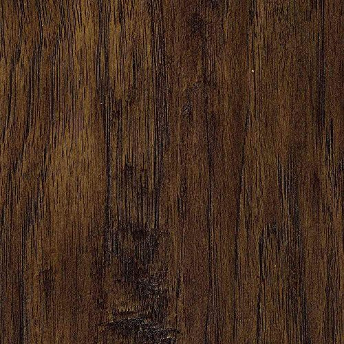 TrafficMASTER Handscraped Saratoga Hickory 7 mm Thick x 7-2/3 in. Wide x 50-5/8 in. Length Laminate Flooring (24.17 sq. ft. / case)