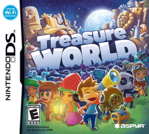 Amazon com: Treasure World - Nintendo DS: Video Games