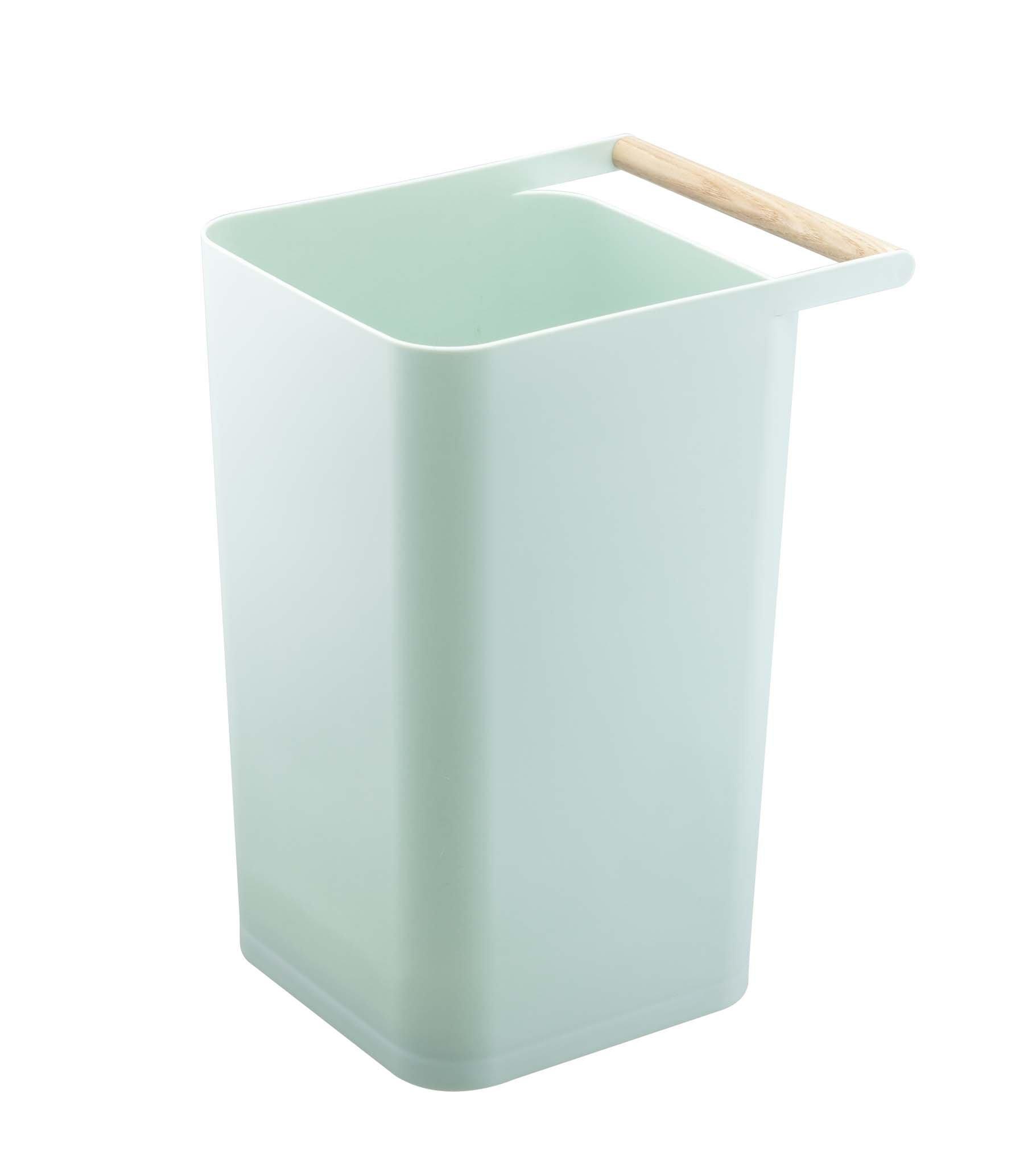 YAMAZAKI home 3133 Como Trash Can, Blue by YAMAZAKI home (Image #1)