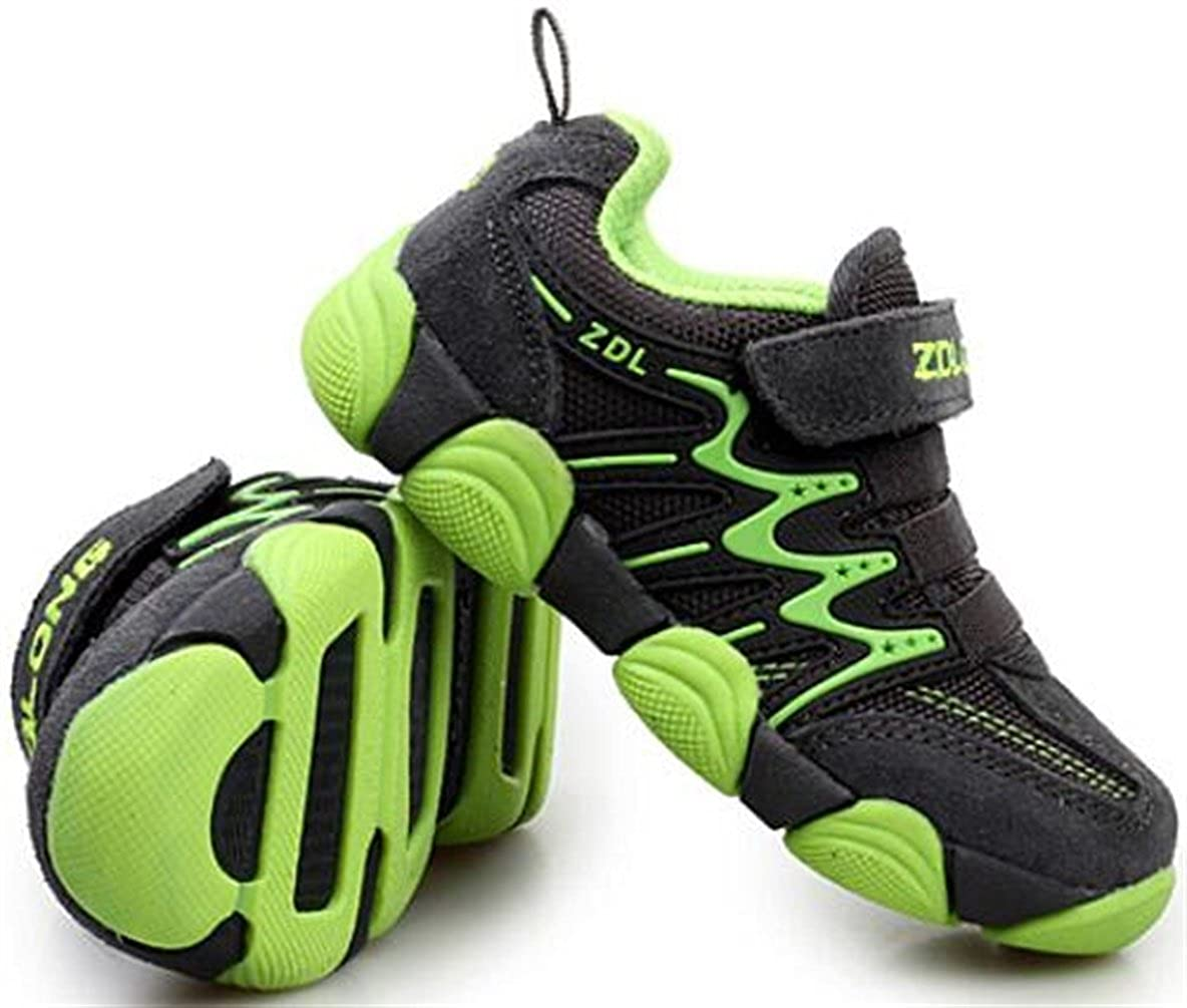 PPXID Boys Girls Athletic Lace Up Casual Sneaker Running Shoes