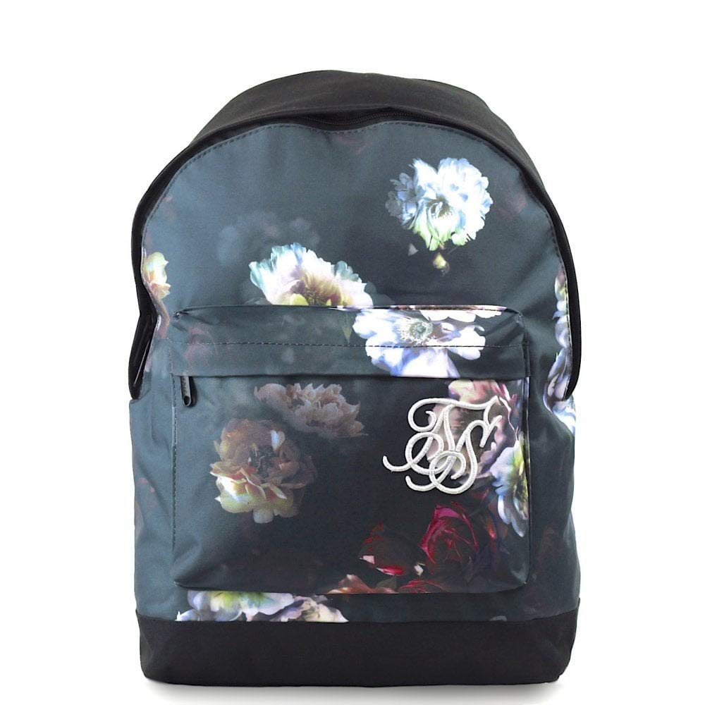 Amazon.com | SIK SILK Pouch Backpack Floral Schoolbag SS-13240 Rucksack SIK SILK Bags | Backpacks