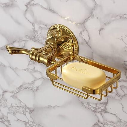 amazon com bathroom hardware accessories european carved soap box