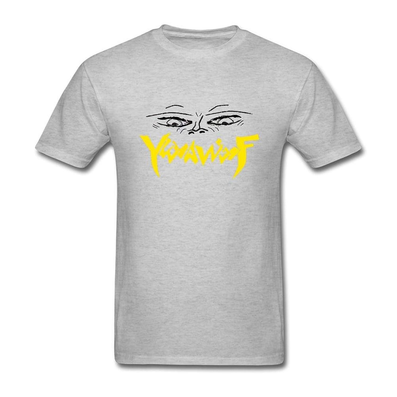 SLJD Men's Yelawolf Radioactive Design T Shirt