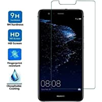 Electrónica Rey Protector de Pantalla para Huawei P10 Lite, Cristal Vidrio Templado Premium