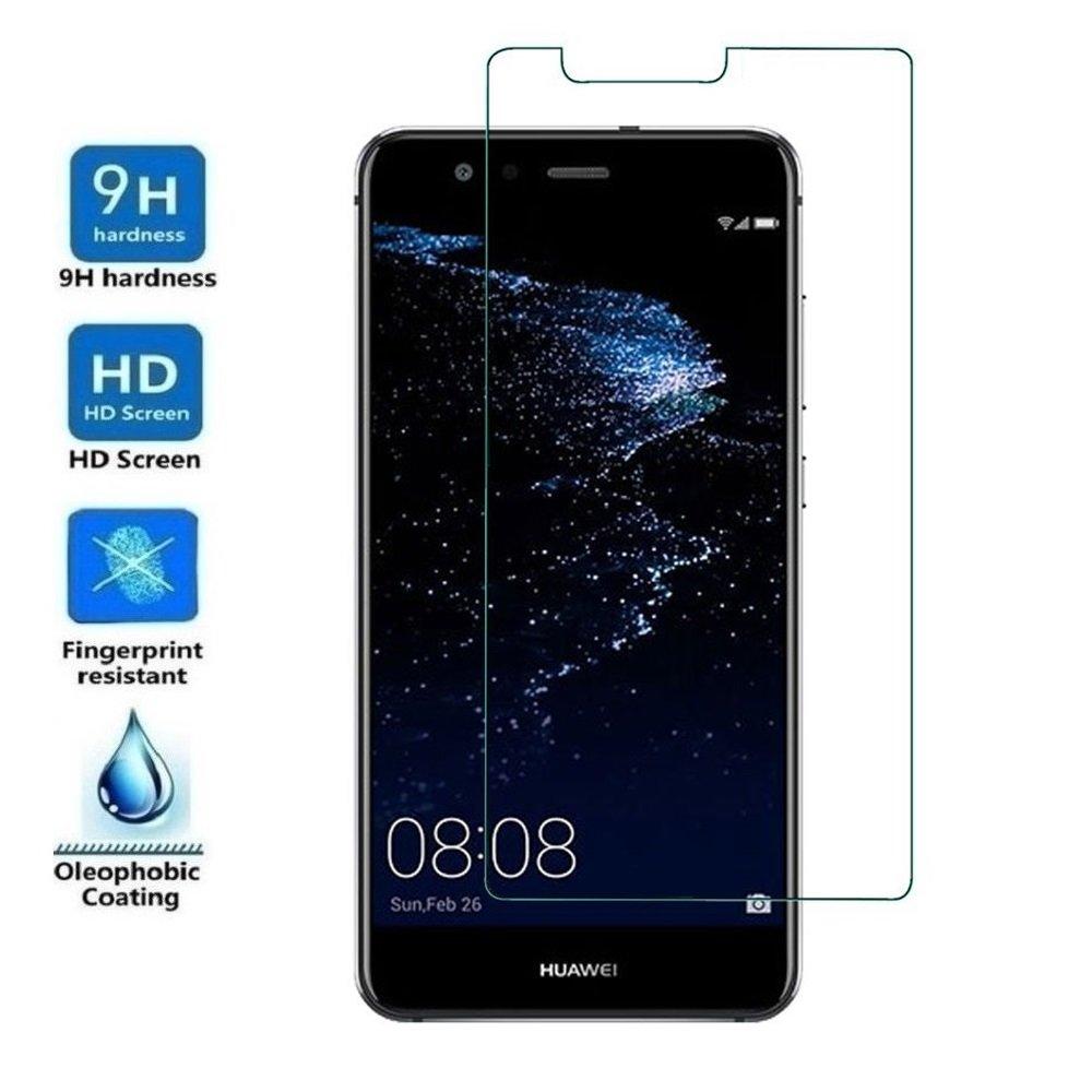 Electrónica Rey Protector de Pantalla para Huawei P10 Lite, Cristal Vidrio Templado Premium: Amazon.es: Electrónica