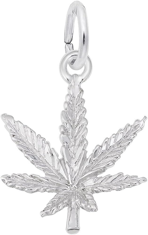 Marijuana Leaf Charm Charms...