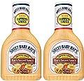 Sweet Baby Ray's Dipping Sauce - Ray's Secret Sauce - Net Wt. 14 FL OZ (414 mL) Per Bottle - Pack of 2 Bottles