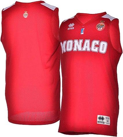 Saint Chamond Baloncesto Saint Chamond Temporada 2018-2019 Camiseta Oficial de Baloncesto para Exterior