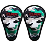 Youper Boys Youth Soft Foam Protective Athletic Cup (Ages 7-12), Kids Sports Cup for Baseball, Football, Lacrosse…