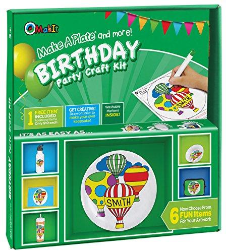 Makit ProductsA Gift - Birthday Art/Craft -