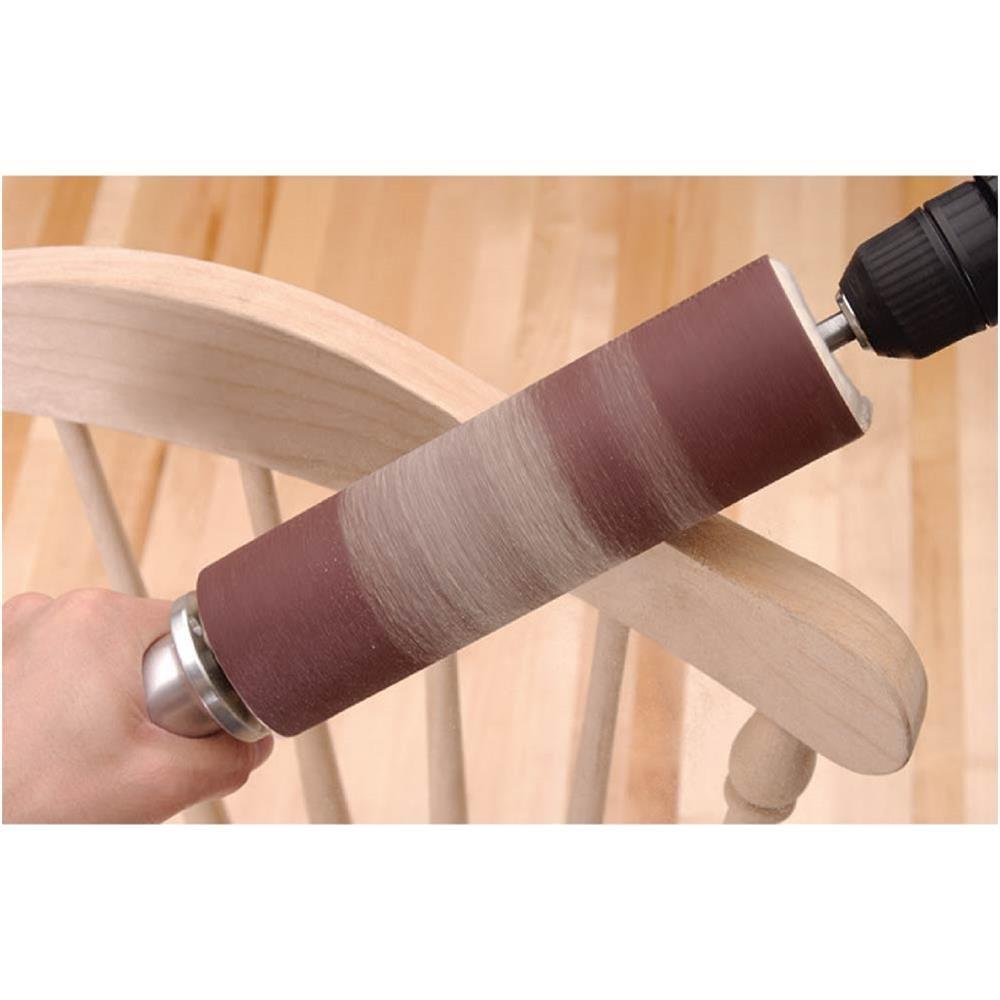 Shop Fox D4595 Hand-Held Pneumatic Drum Sander 7-1//2 x 2-1//4
