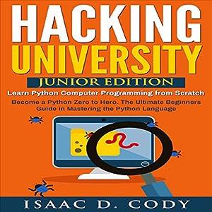 Hacking University: Junior Edition Audiobook