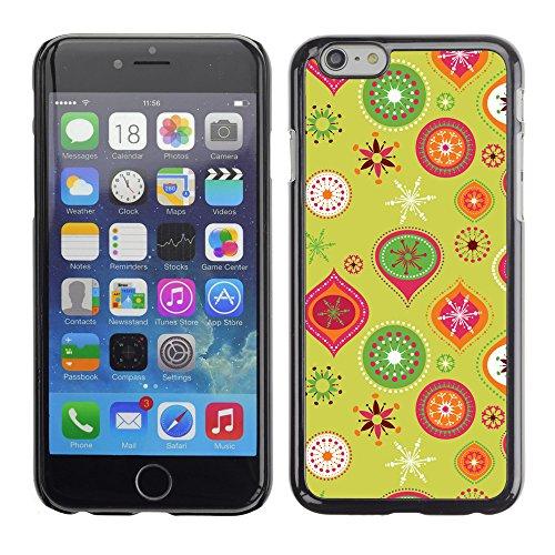 "Hülle Case Schutzhülle Cover Premium Case // V00002716 Weihnachtsmuster // Apple iPhone 6 6S 6G PLUS 5.5"""