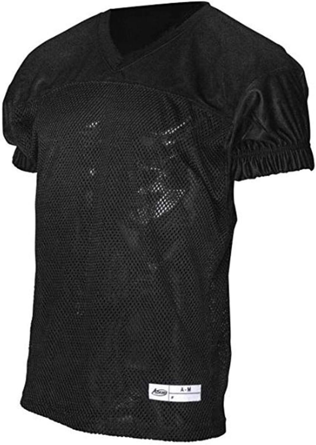 Small Black ADAMS USA Dazzle Varsity Practice Football Jersey