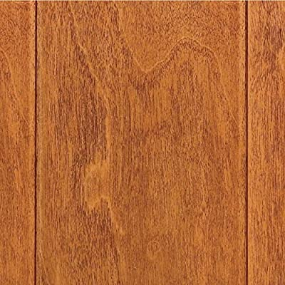 Hand Scraped Maple Sedona 1/2 in.Thick x 3-1/2 in.Wide x 35-1/2 in. Length Engineered Hardwood Flooring(20.71 sq.ft./cs)