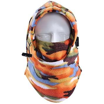 127dd5f8d24e Votre Choix Cagoule Winter Sports de plein air Masque complet mince épais  Cache-cou Headwear