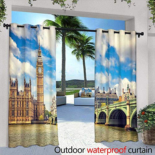 Outdoor Blackout Curtains,Summer Tablecloth Colorful Bunch Flip Flops Sandals Pattern Relax Holiday Sunbath Theme Groovy Graphic Dining Room Kitchen Rectangular Table Cover Multicolor 副本,W96