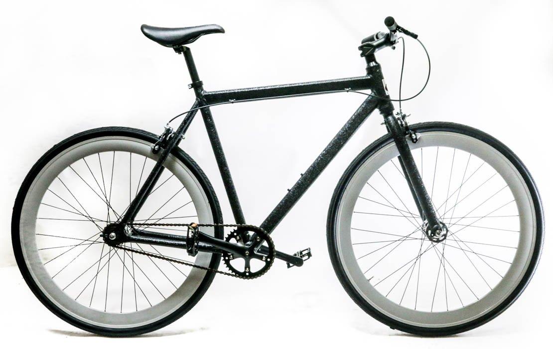 EVO Slay Lrg 56 cm単一速度固定/ Freewheel 700 C RoadトラックUrban Bike新しい B01M117ERA